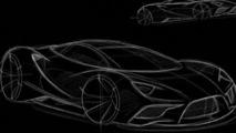 Eterniti supercar sketch, 800, 16.12.2011