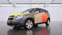 Bespoke Chevrolet Orlando by Quinze & Milan 20.09.2011