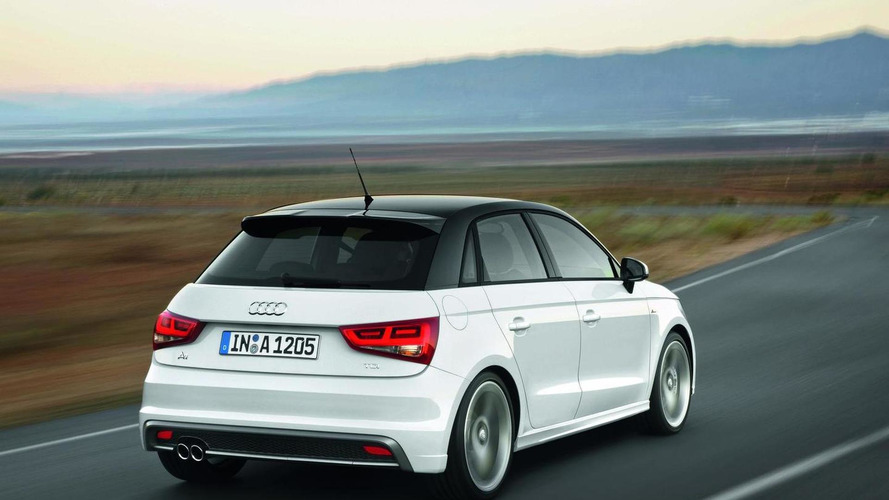 2012 Audi A1 Sportback with S line revealed [video]