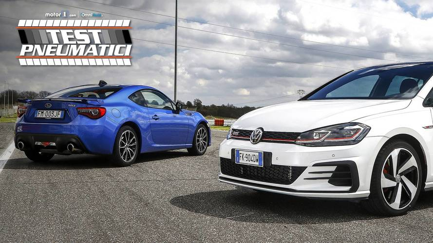 Trazione anteriore o posteriore? Volkswagen Golf GTI vs Subaru BRZ