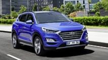 Hyundai Tucson Test