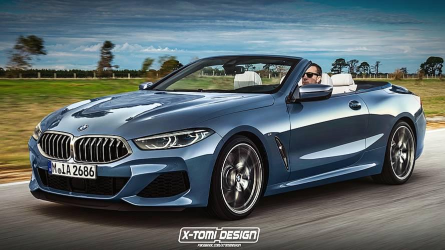 BMW 8 Serisi'ne cabrio ve shooting brake yorumu