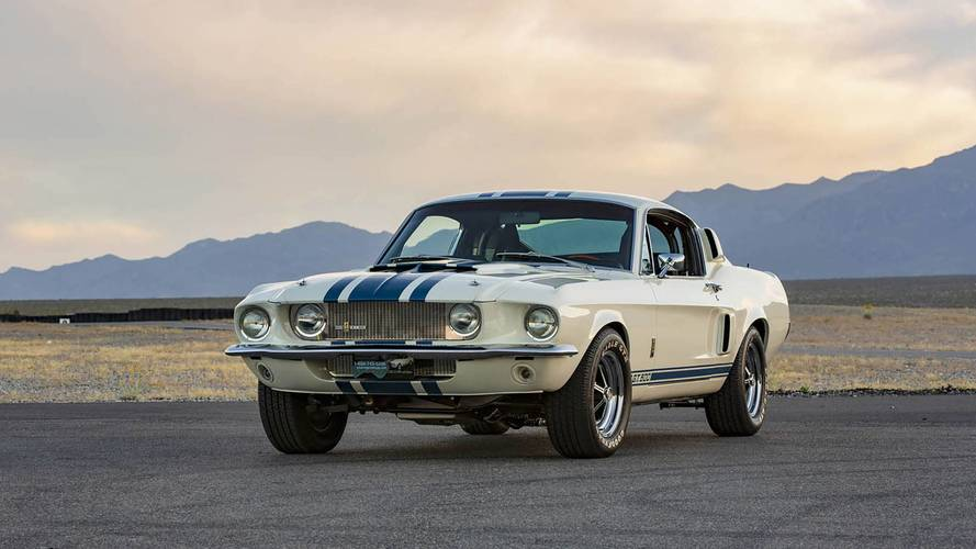 1967 Ford Shelby GT500 Super Snake Returns As Continuation Car
