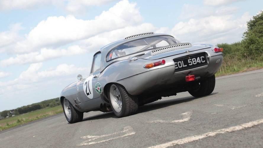 Jaguar Type E 1965