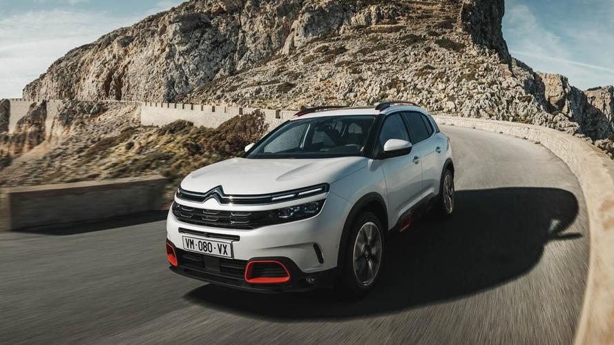 ¡Probamos el nuevo Citroën C5 Aircross 2018!