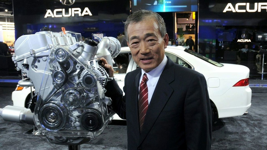 Acura Announces Clean Diesel Engine for 2009