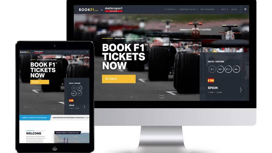 BookF1.com entra in Motorsport Network
