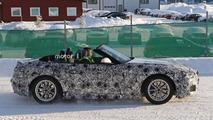 BMW Z5 2018 fotos espía