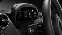McLaren 720S Instrument Panel