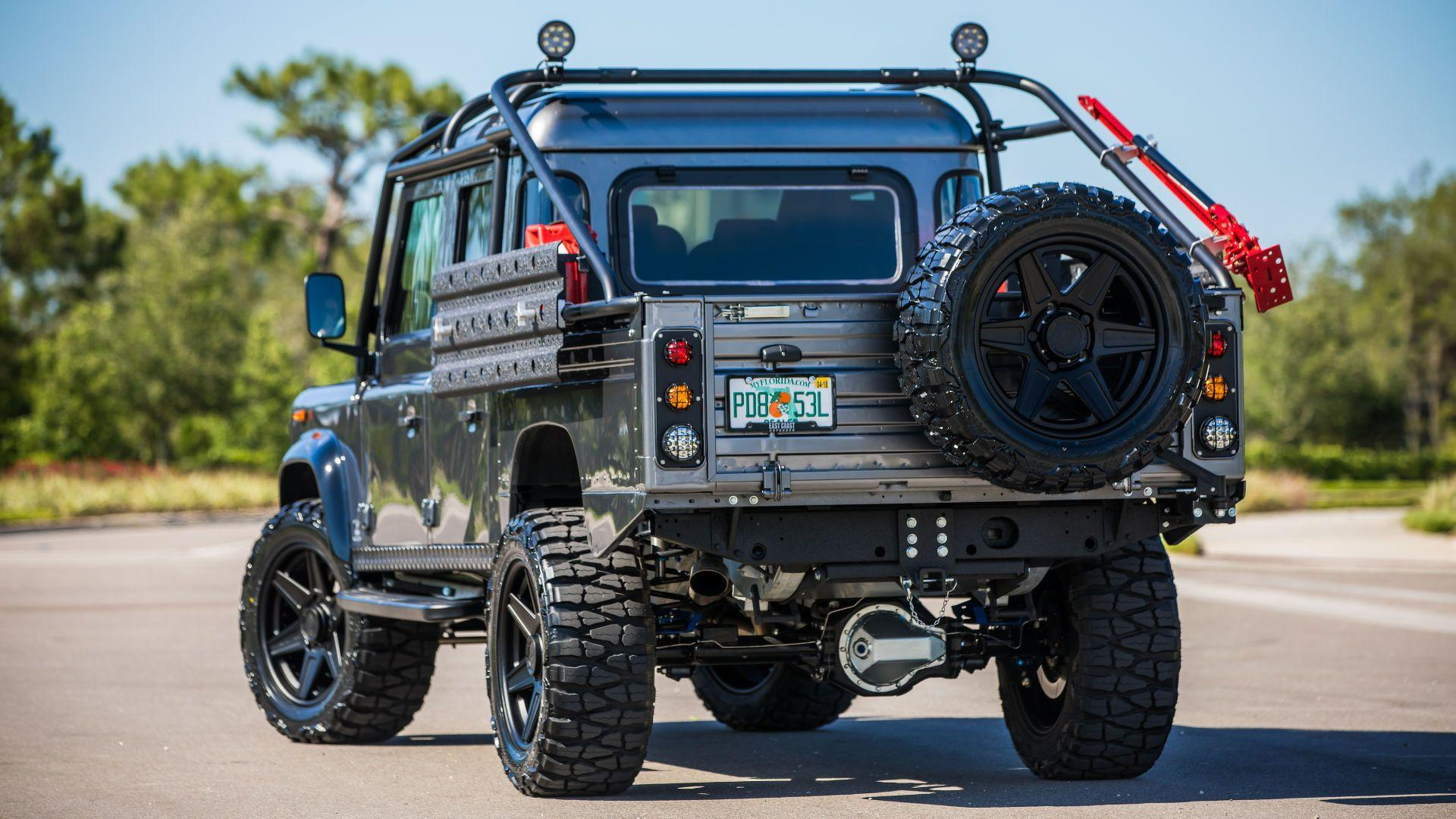 availability auto prices rover defender land review usa redesign specs