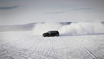 2018 Hyundai i30 N teaser - winter testing in Sweden
