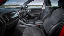 Skoda Kodiaq UK First Drive 2017