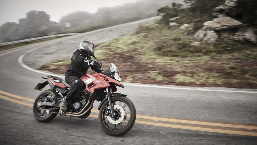Viagem - BMW Motorrad F 700 GS