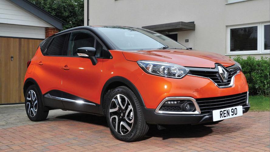 2017 Renault Captur Review