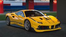 Ferrari Autosport International