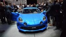 2017 Alpine A110 - 2017 Cenevre Otomobil Fuarı