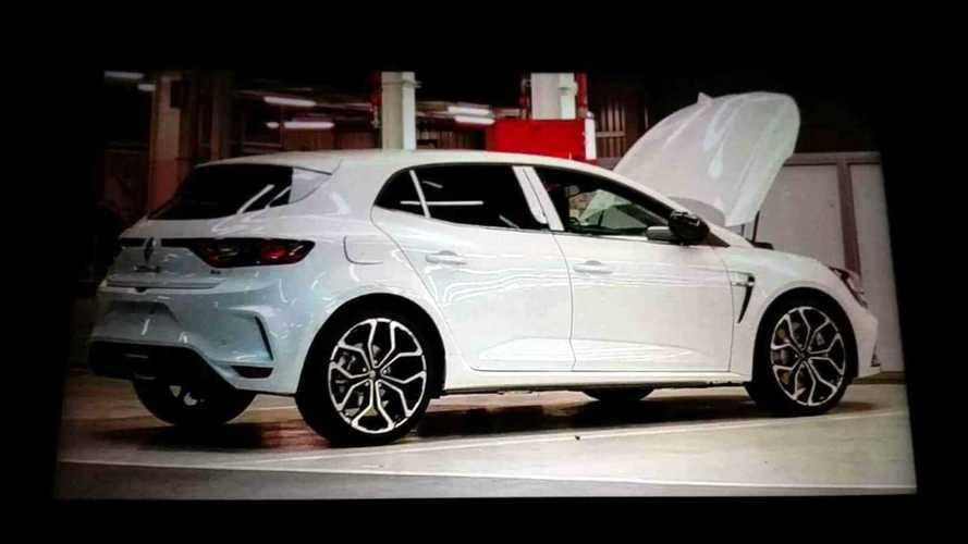 New Renault Megane RS Reveals More Of Its Hot Hatch Metal