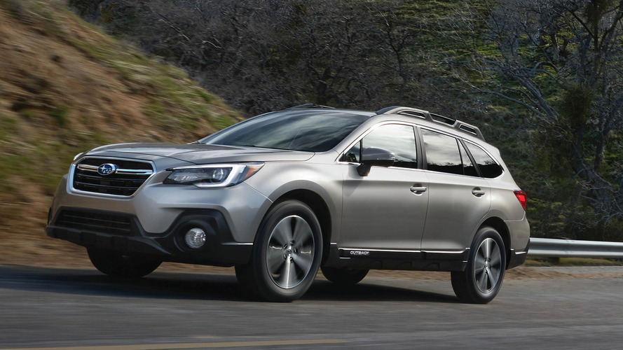 2018 Subaru Outback Refreshed With More Rugged Look