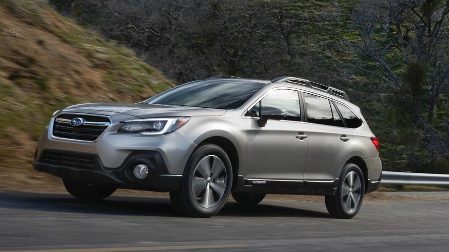 Frissített megjelenés és jobb anyaghasználat jellemzi a 2018-as Subaru Outback-et