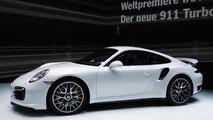 2014 Porsche 911 Turbo S live in Frankfurt 11.09.2013