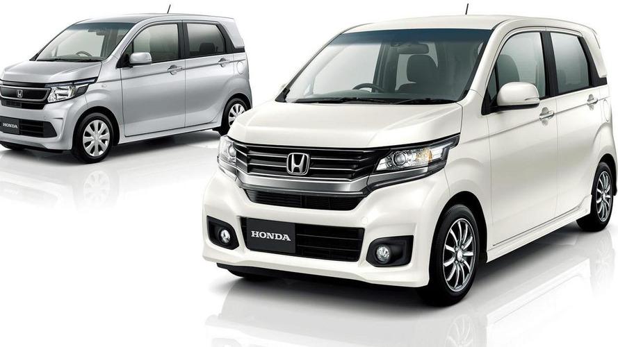 Honda N-WGN & N-WGN Custom announced for Tokyo