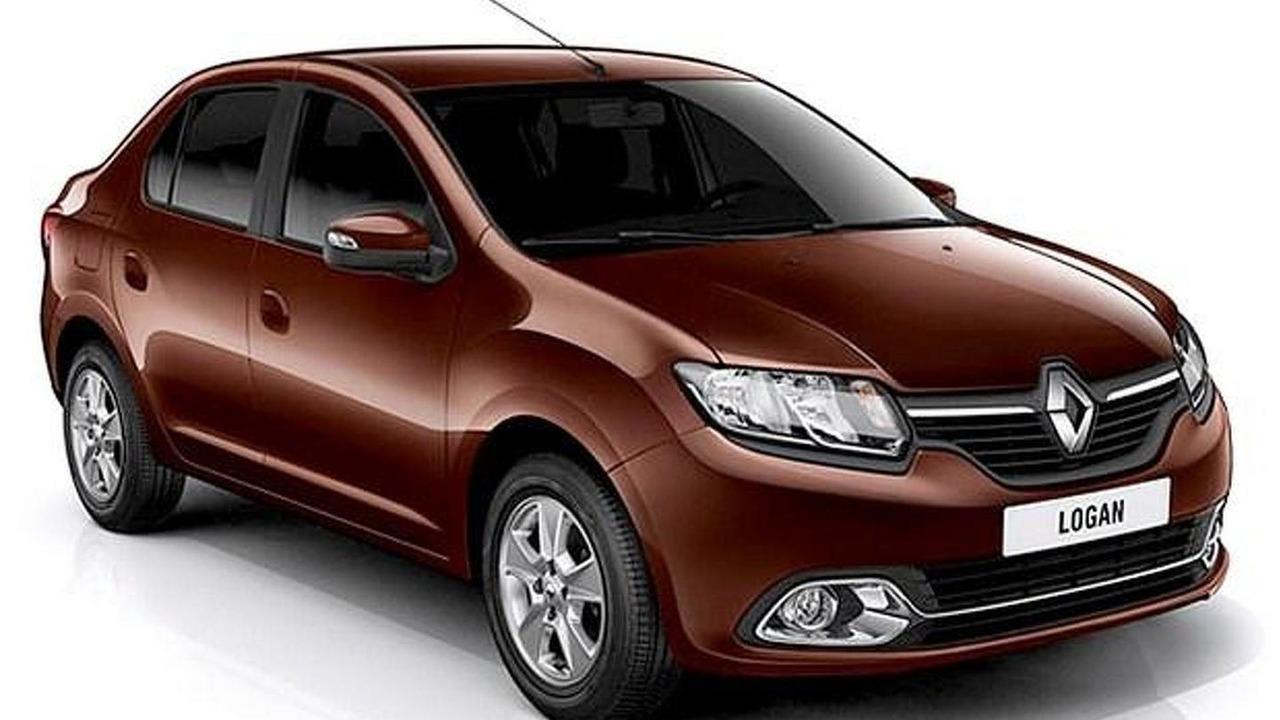 2014 Renault Logan 25.10.2013