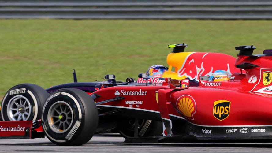 Ferrari, Ecclestone want quick F1 rule changes