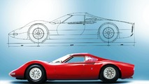 Ferrari Dino 206 P Berlinetta Speciale auction