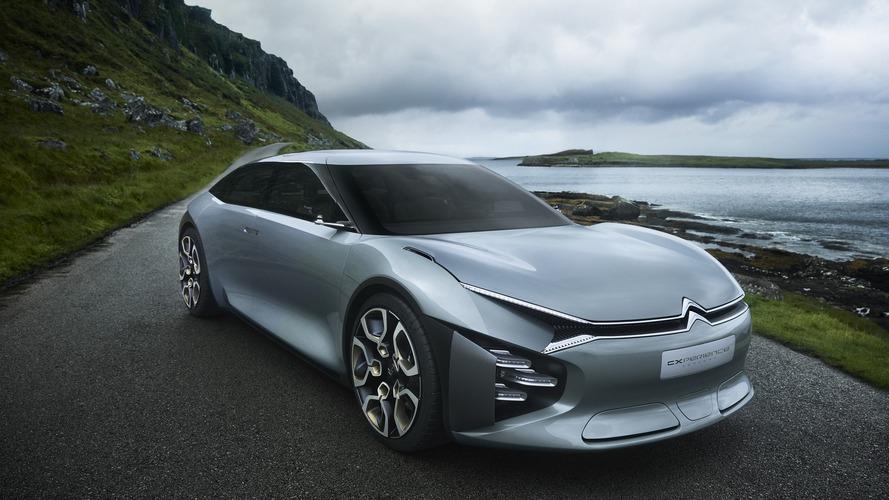 Citroen, yeni C5 ile geleneksel sedan kavramını değiştirecek