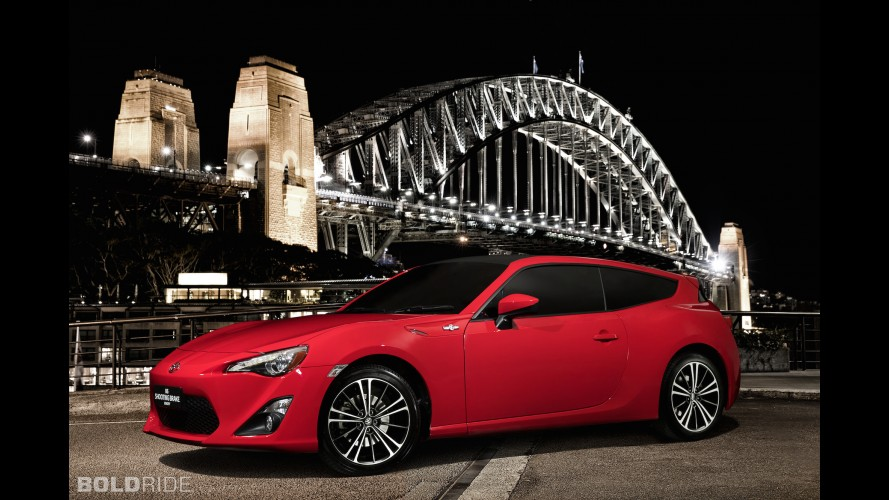 Toyota GT 86 Shooting Brake Concept