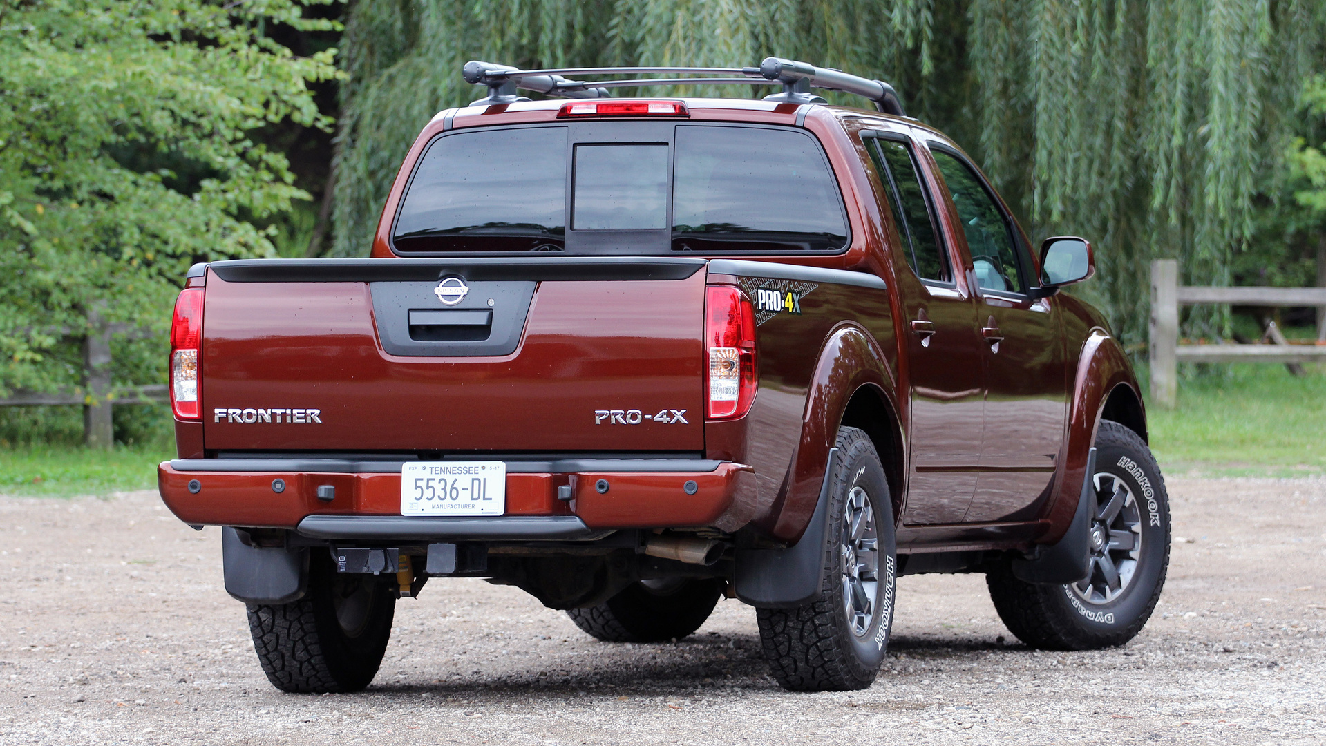 frontier nissan review reviews pro