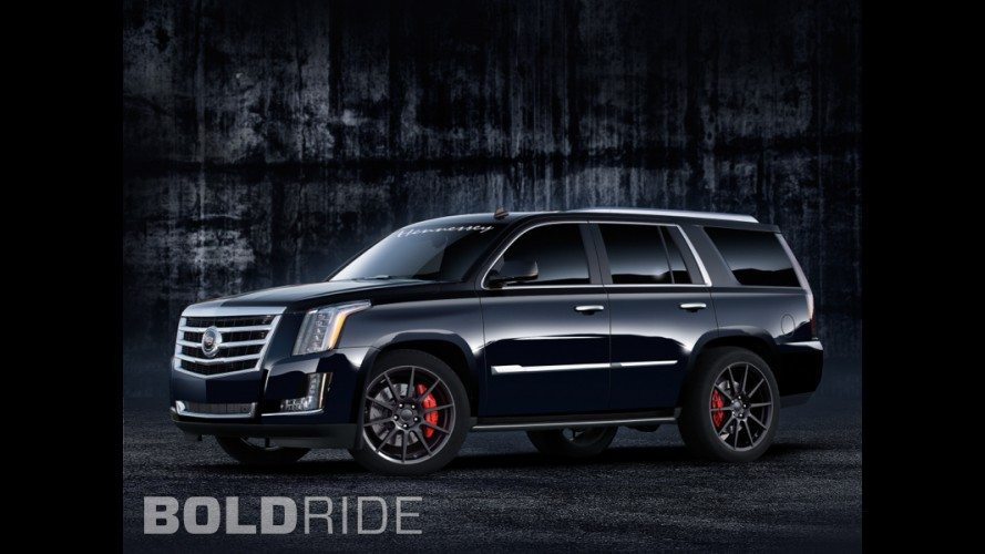 Hennessey HPE550 Cadillac Escalade