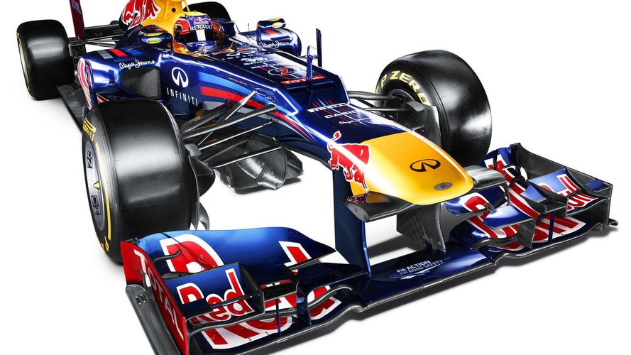 Red Bull reveals 'slightly ugly' RB8