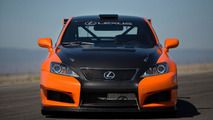 Lexus IS F CCS-R race car 06.6.2012