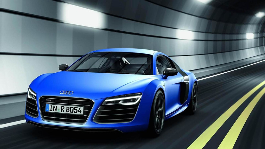 Audi R8 V10 Plus 0-300 km/h test [video]