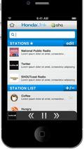 HondaLink infotainment / connectivity system 19.7.2012
