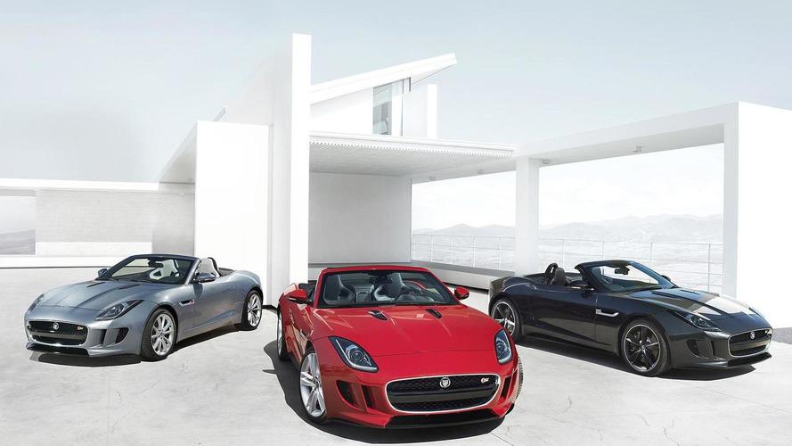 Jaguar F-Type officially revealed
