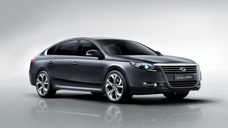 Renault planning a Passat / Insignia rival - report