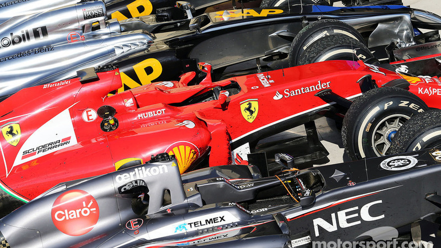 F1's 2017 rules remain in limbo after meeting