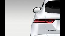 Jaguar E-Pace, il teaser