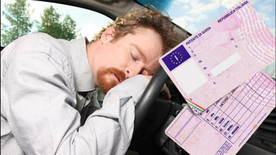 Esame patente anti-colpo di sonno: sarà così