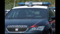 Seat Leon Polizia e Carabinieri