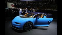 Bugatti al Salone di Ginevra 2016