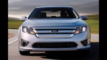 Fusion perto de ultrapassar 200 mil unidades vendidas nos EUA em 2010
