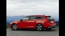 Suécia: VW e Golf largam na