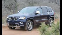 Jeep Grand Cherokee alcança 5 milhões de unidades produzidas