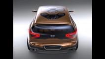 Sucessor do Mohave? Kia GT Cross Concept tem imagens reveladas