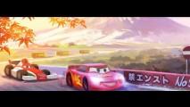 Público infantil apenas? Surge a primeira imagem do filme Carros 2 da Disney / Pixar