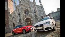 Audi A1 Aznom Blade & Goldie