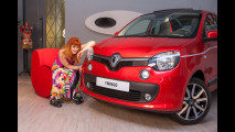 Renault Twingo OpenAir, vivace come Noemi